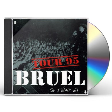 Patrick Bruel ON S'ETAIT DIT CD