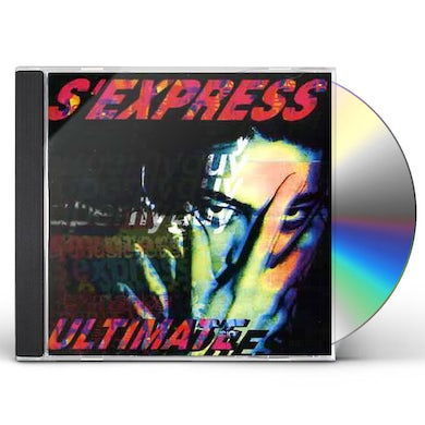 S'Express ULTIMATE CD