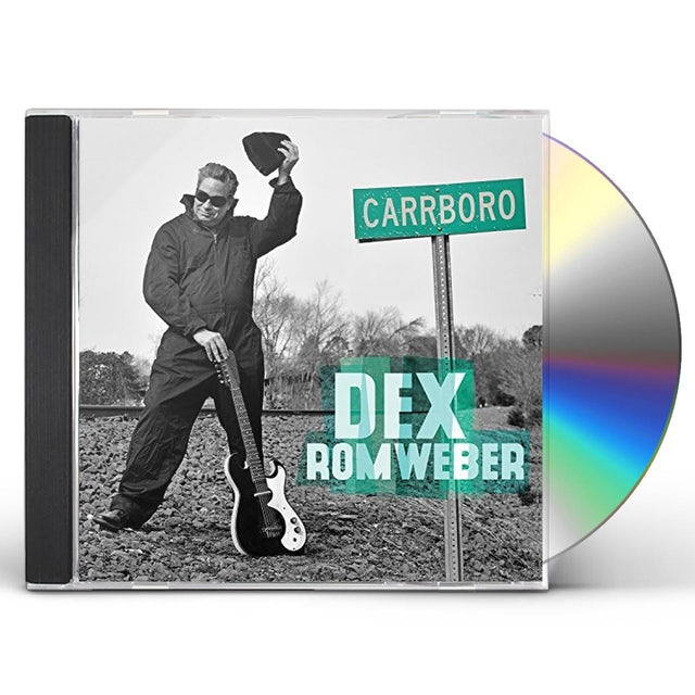 Dex Romweber CARRBORO CD