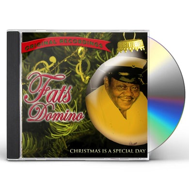 Fats Domino CHRISTMAS IS A SPECIAL DAY CD