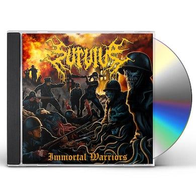 Survive IMMORTAL WARRIORS CD