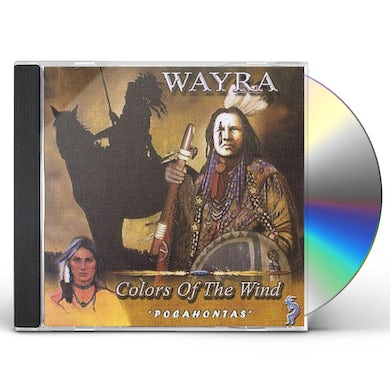 Wayra COLORS OF THE WIND POCAHONTAS CD