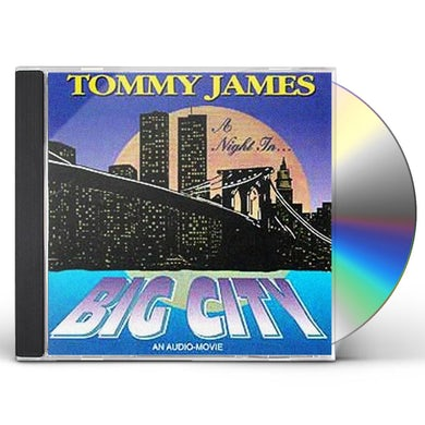 Tommy James NIGHT IN BIG CITY CD