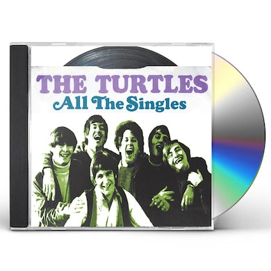 The Turtles ALL THE SINGLES CD