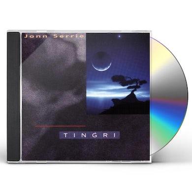 Jonn Serrie TINGRI CD