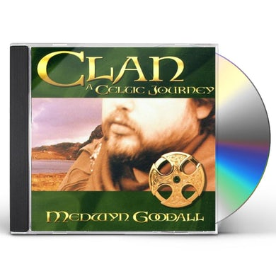 Medwyn Goodall CELTIC JOURNEY CD