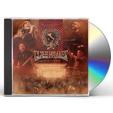 Glass Hammer MOSTLY LIVE IN ITALY CD