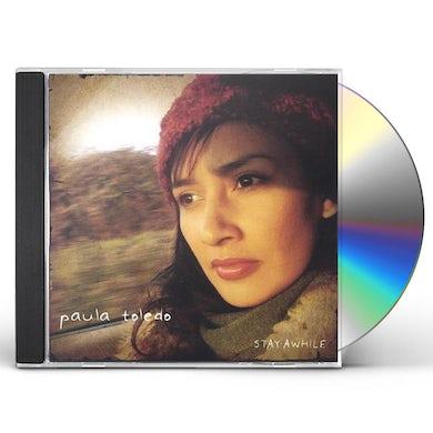 Paula Toledo STAY AWHILE CD