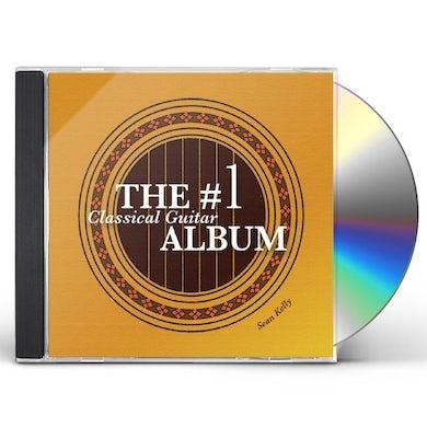 Sean Kelly THE #1 CLASSICAL GUITAR ALBUM CD