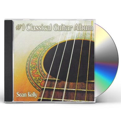 Sean Kelly #1 CLASSICAL GUITAR ALBUM CD