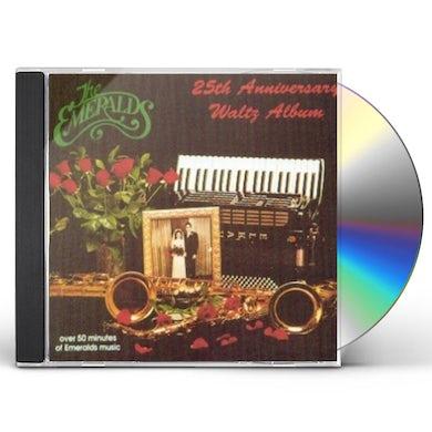 Emeralds 25TH ANNIVERSARY WALTZ ALBUM CD