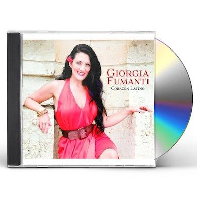 CORAXON LATINO CD