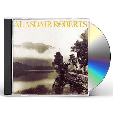 Alasdair Roberts FAREWELL SORROW CD