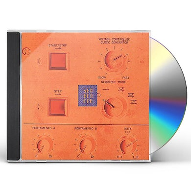 Covenant SEQUENCER CD