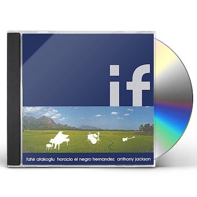 Fahir Atakoglu IF CD