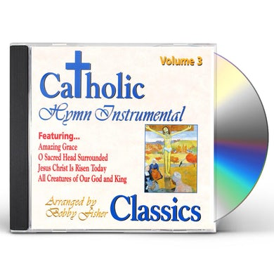 Bobby Fisher CATHOLIC CLASSICS 3 CD