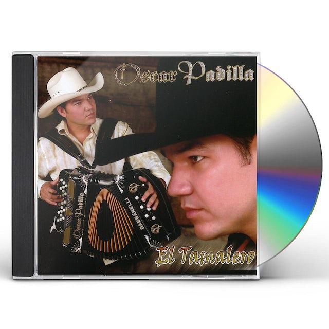 Oscar Padilla EL TAMALERO CD