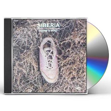 siberia HARM'S WAY CD