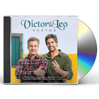 Victor & Leo DUETOS CD - Brazil Release