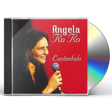 Angela Ro Ro ESCANDALO CD