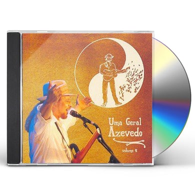 Geraldo Azevedo UMA GERAL DO AZEVEDO 2 CD