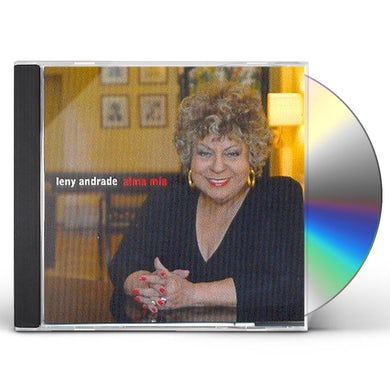 Leny Andrade ALMA MIA CD