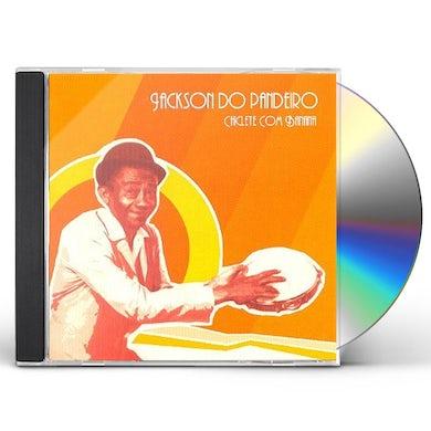CHICLETE COM BANANA CD