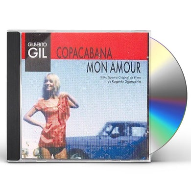 Gilberto Gil COPACABANA MON AMOUR CD