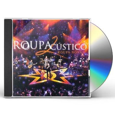 Roupa Nova ROUPACUSTICO 2 CD