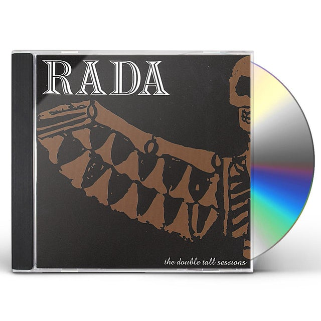 Rada DOUBLE TALL SESSIONS CD