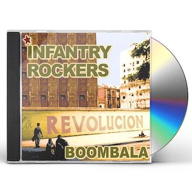 Infantry Rockers BOOMBALA CD