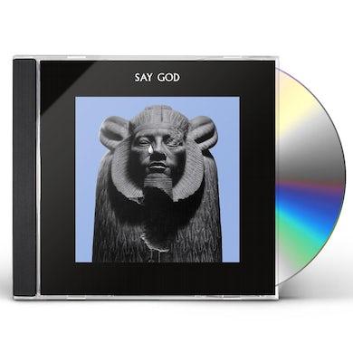 Daniel Higgs SAY GOD CD