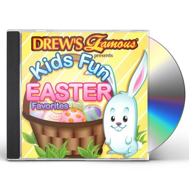 Drew's Famous KIDS FUN EASTER FAVORITES CD