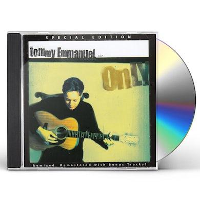Tommy Emmanuel ONLY CD