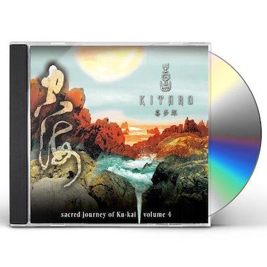 Kitaro SACRED JOURNEY OF KU-KAI 5 CD