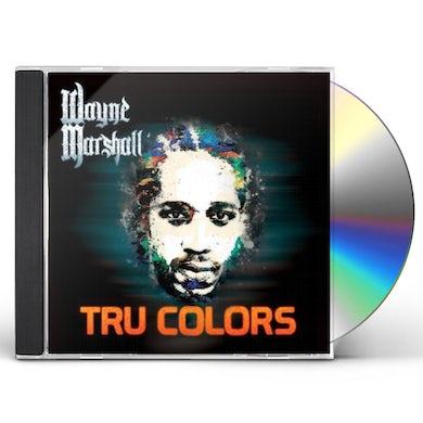 Wayne Marshall TRU COLORS CD