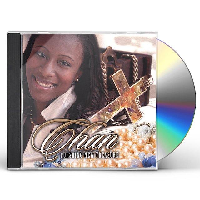 Chan PURSUING NEW TREASURE CD