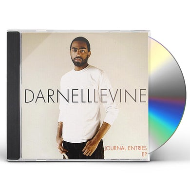 Darnell levine JOURNAL ENTRIES EP CD