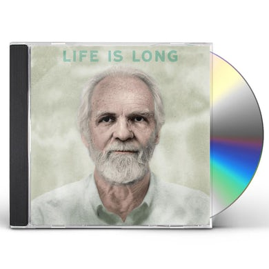 Jared Mees LIFE IS LONG CD