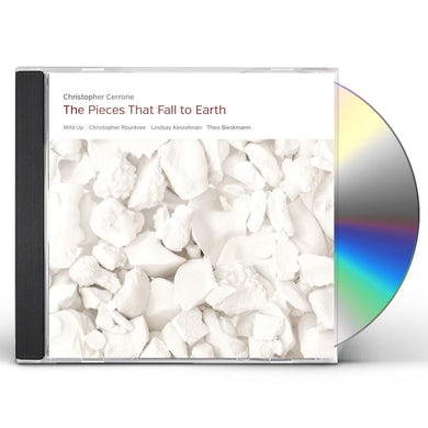 Cerrone PIECES THAT FALL TO EARTH CD