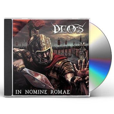 Deos IN NOMINE ROMAE CD