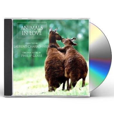 Philip Glass ANIMALS IN LOVE / Original Soundtrack CD