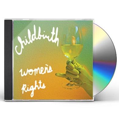 CHILDBIRTH WOMEN'S RIGHTS CD