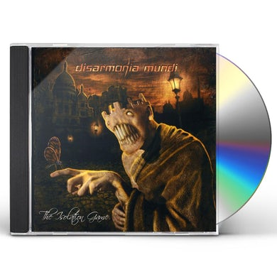 Disarmonia Mundi THE ISOLATION GAME CD