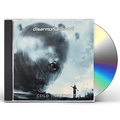 Disarmonia Mundi COLD INFERNO CD
