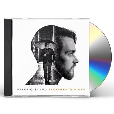 Valerio Scanu FINALMENTE PIOVE CD