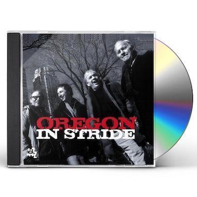 Oregon IN STRIDE CD