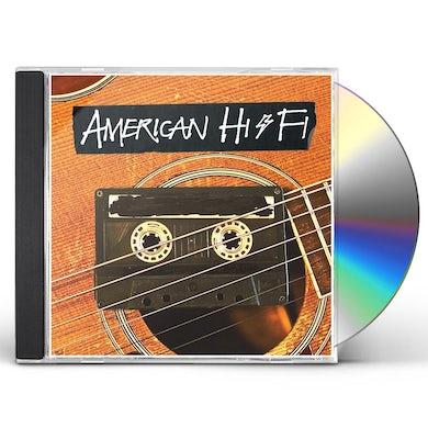 American Hi-Fi ACOUSTIC CD