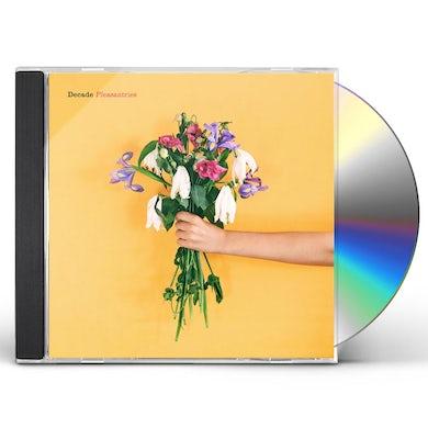 Decade PLEASANTRIES CD