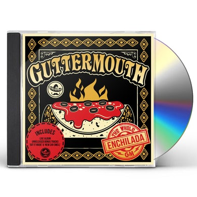 Guttermouth WHOLE ENCHILADA CD